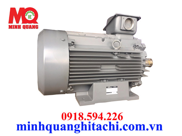 Motor điện Hitachi TFO-KK 75KW 100HP 4P 3 pha