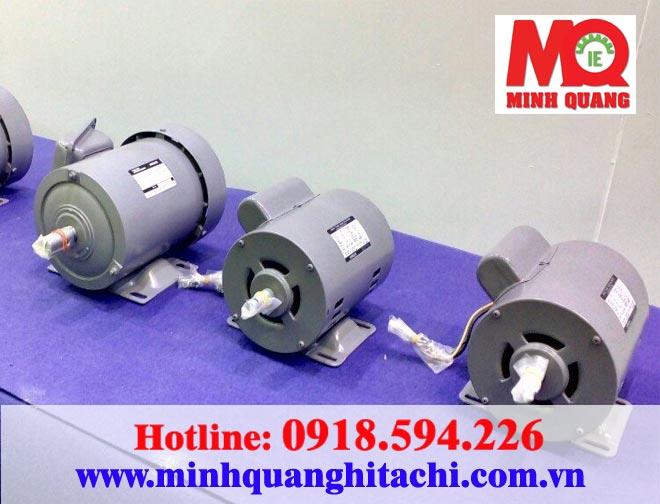 Motor động cơ điện Hitachi 1 pha TFO-KK 2.2KW 3HP 4P