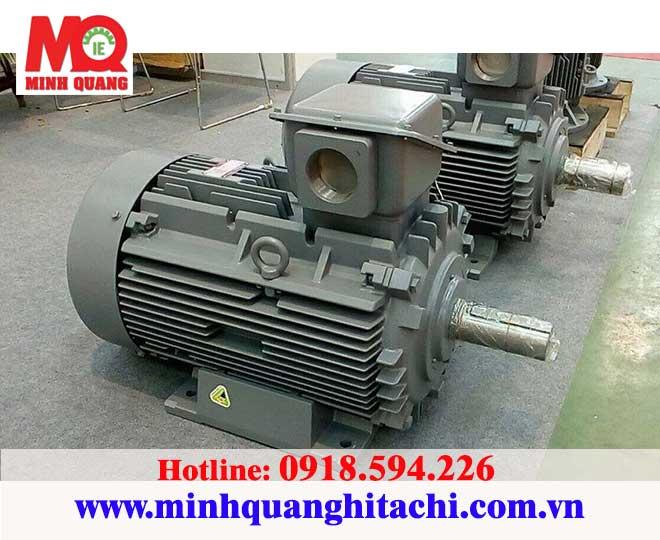 Motor Hitachi TFO-KK 11KW 15HP 2P 3 pha
