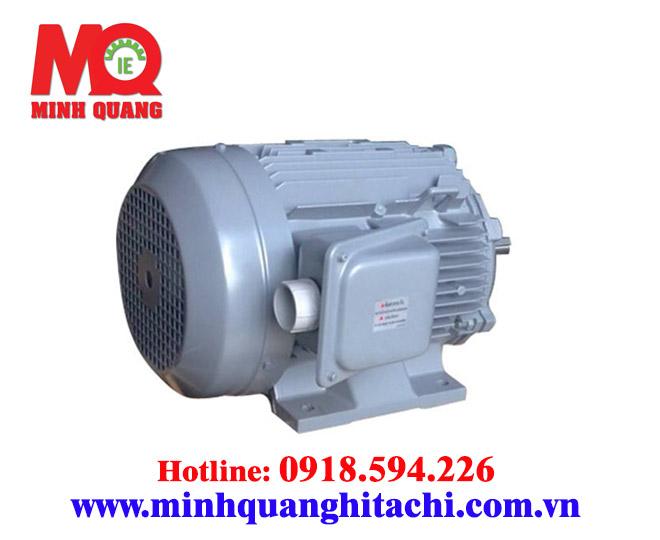 Motor Hitachi TFO-KK 7.5KW 10HP 2P 3 pha